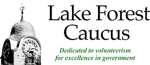 Lake Forest Caucus Logo